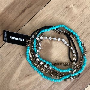 Express bracelet NWT